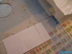 3mm LED montieren obere Platte