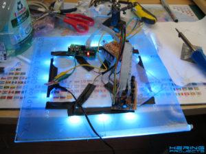 LED Test zwischendurch
