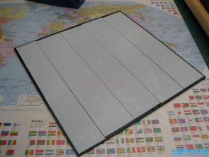 Plexiglas doppelseitiges Klebeband 1