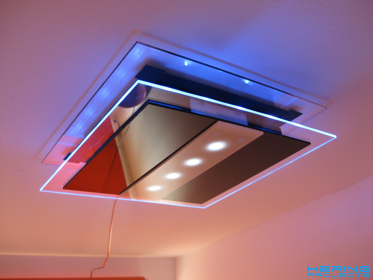 Elektronikprojekte archive hering projects for Led deckenlampe