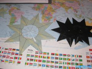 Plexiglas Stern bohren und fräsen