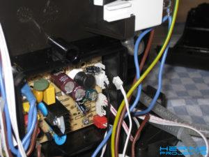 Leitungen entfernen