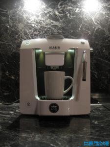 AEG LM 5100 mit Tassenbeleuchtung