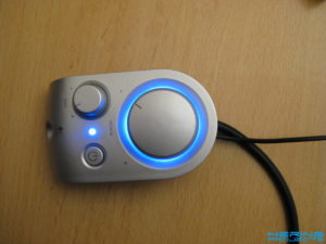 Logitech Z-2300 SoundTouch Kabelfernbedienung Beleuchtung