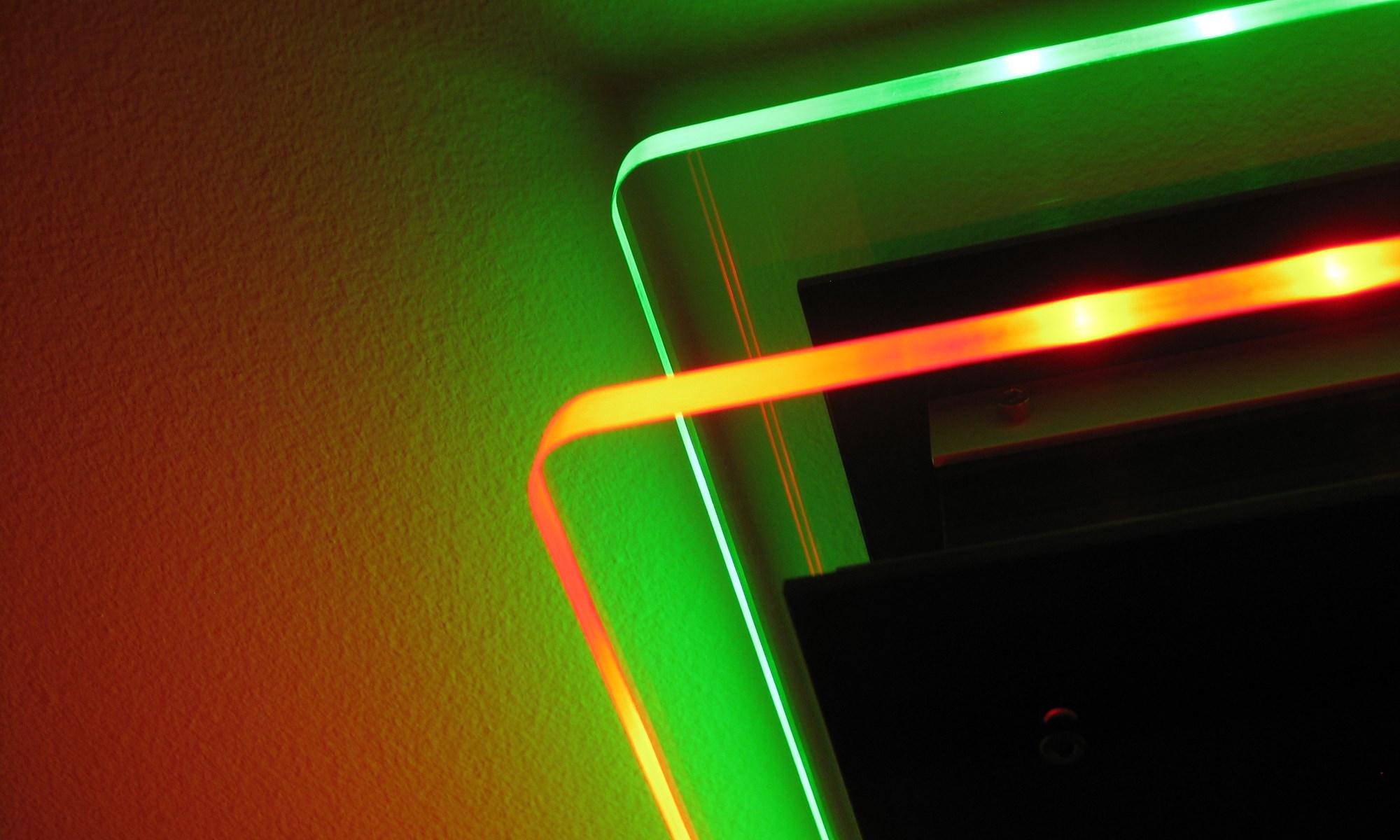 Led Deckenlampe Kantenbeleuchtung