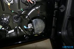 Seat Leon 5F Türen dämmen
