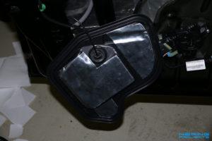 Seat Leon 5F Türen dämmen Reperaturklappe
