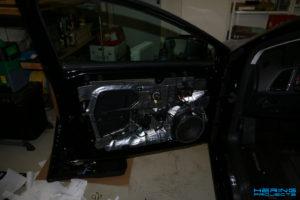 Seat Leon 5F Türen dämmen fertig gedämmte Tür