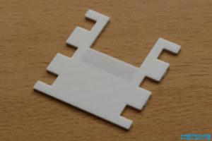 Zwischenplatte 3D-Druck
