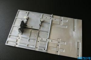 KS230 Umbau gefräste Platten