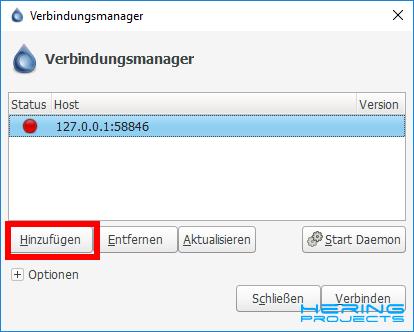 Raspberry Pi 3B+ Downloadserver mit jDownloader und Deluge