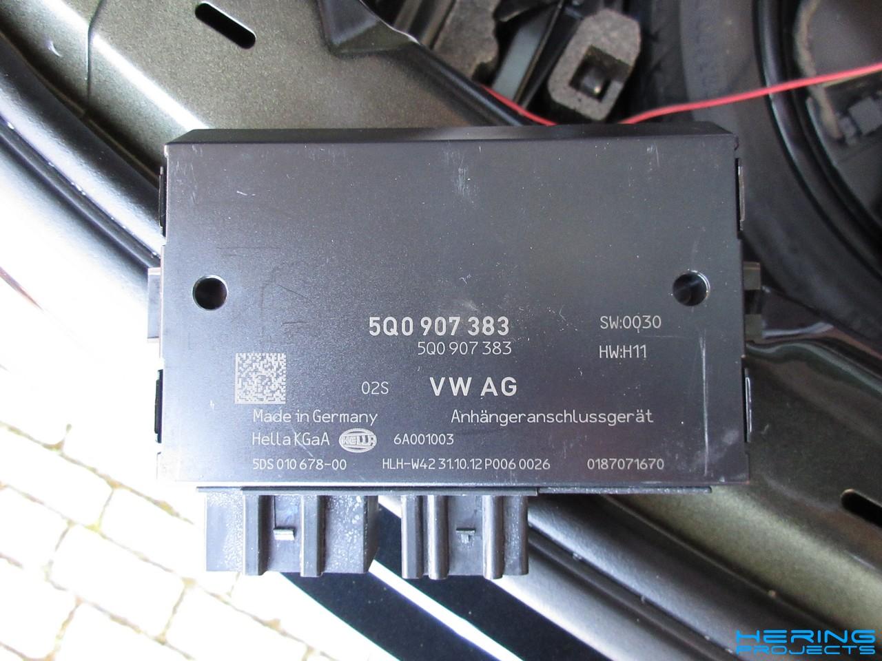 VW Anhaengersteuergeraet 5Q0907383