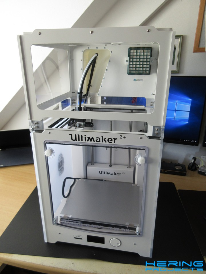 Ultimaker 2+ mit Ultitop