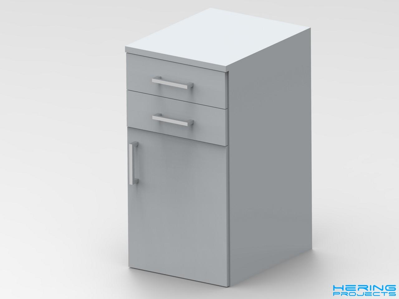 3D-Drucker Untergestell CAD Render